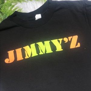Vintage Jimmy'z T-shirt Ombré Medium